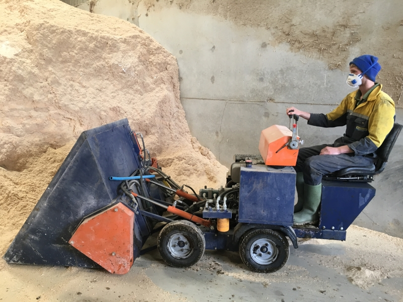 ALPHA Skid Steer