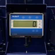 DS EZ2500 weighbox mounted