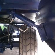 hydraulic flap
