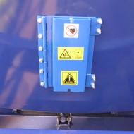 magnets at rear