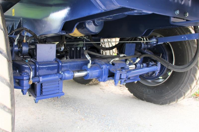 Steering Axle