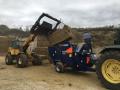 SABRE 600 being loaded